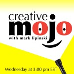Creative Mojo on the radio