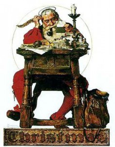 Santa_reading_his_mail