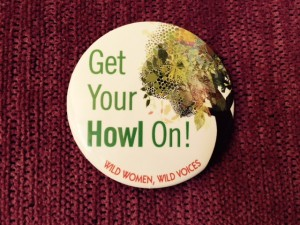 howl button