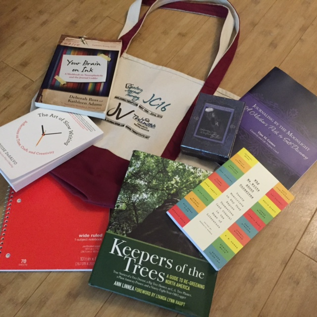 books from journal conference